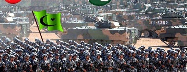 Yeri göğü inletiyorlar! İşte İslam ordusunun inanılmaz gücü