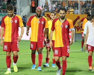 Galatasaray'da son dakika transfer sürprizi