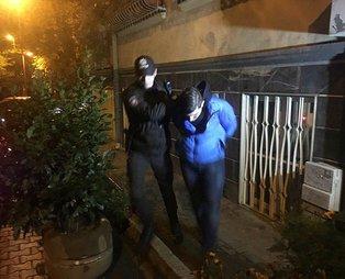Isınmak için ateş yakan 4 kişi Melih Cevdet Anday'ın heykelini yaktı