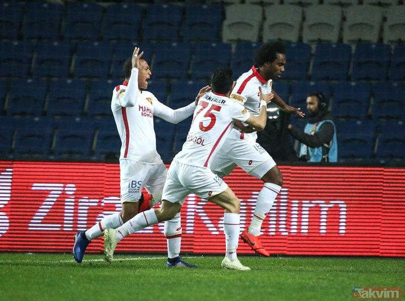 Liderlik tehlikede | Medipol Başakşehir 0-2 Göztepe
