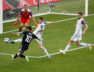 Fabrika işçisi Birkir Mar Saevarsson, Messi'ye adım attırmadı!