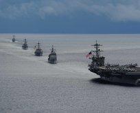Rusya'dan Akdeniz'deki ABD gemilerine tehdit