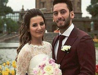 Hakan Çalhanoğlu eşine geri döndü! Çalhanoğlu Affedilmesi mümkün olmayan şeyler var demişti...