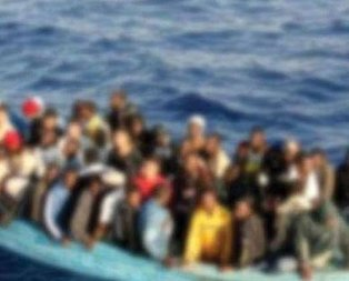 Yurt dışına kaçarken yakalandılar! Yer: Edirne