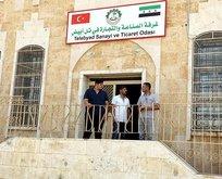 Tel Abyad'da PKK/YPG işgali bitti, ticaret başladı