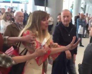 İstanbul Havalimanı'nda yolcu skandalı!