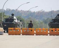 Myanmar'da darbe derinleşiyor! İç savaşa doğru...