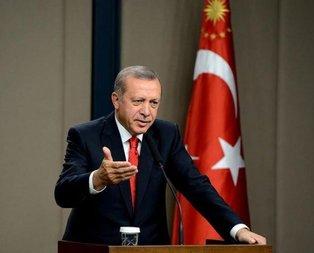 Cumhurbaşkanı Erdoğan o zirveye katılacak