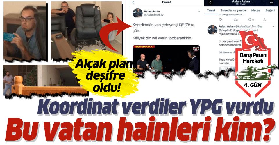 Son dakika: YPG yine gazetecileri hedef aldı! Alçak planları deşifre oldu
