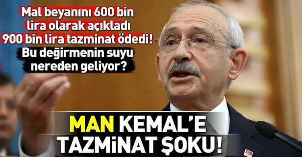 Kılıçdaroğlu'na tazminat şoku!