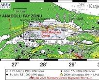 'Marmara Denizi'ndeki deprem o depremin artçısı olabilir'