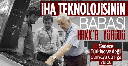 Son dakika! Selçuk Bayraktar'ın babası Özdemir Bayraktar vefat etti