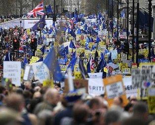 İngilizler'den milyonluk isyan