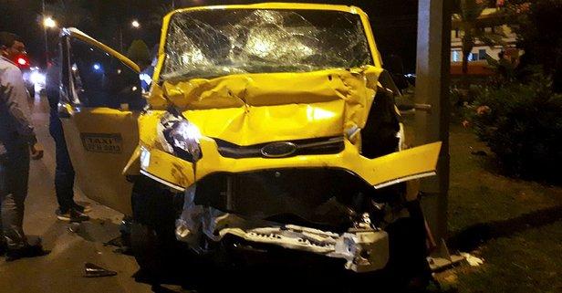 Antalya'da feci kaza! Ölü ve yaralılar var