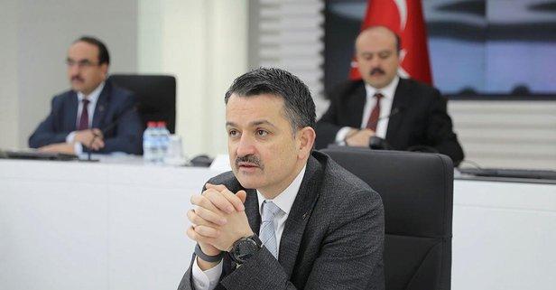 Bakan Pakdemirli açıkladı: Fındık fiyatları...