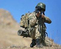 PKKnın bölge sorumlusu öldürüldü