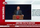 Başkan Erdoğan: Sıra Fırat'ın doğusuna geldi