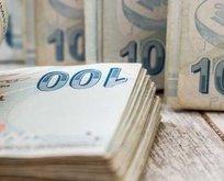 İşte emekli maaşı yeni zamlı liste
