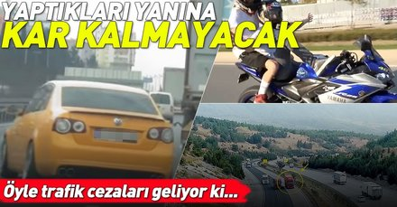 AK Parti'nin Torba Kanun tasarısı Meclis'ten geçerse trafik cezaları artacak