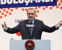 Cumhurbaşkanı Erdoğan: Artık UBER işi bitti!