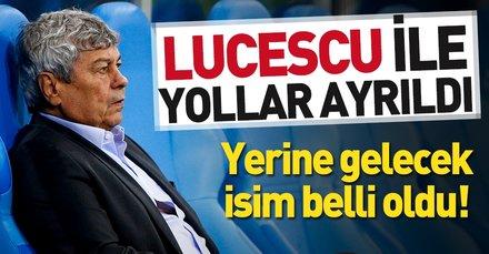 A Milli Takım'da Lucescu dönemi sona erdi