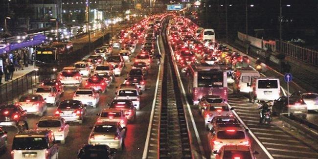İstanbulun üç yıllık trafik cezası bilançosu