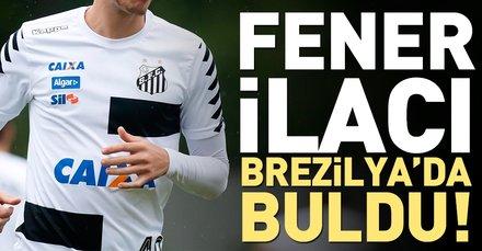 Fenerbahçede hedef stoper rota Brezilya