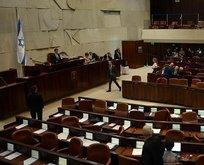 İsrail'den kan donduran karar