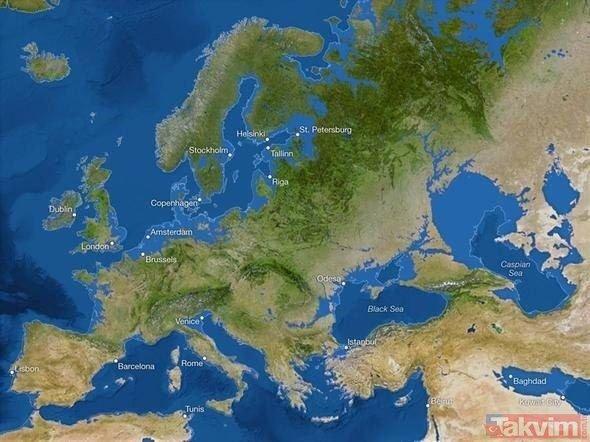 NASA'nın paylaştığı bu fotoğraf dünyayı salladı