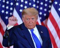 Donald Trump'a şok suçlama