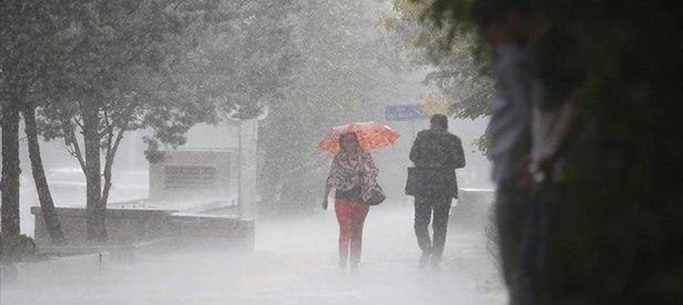 Meteoroloji'den Muğla ve 4 ile son dakika hava durumu ve sağanak yağış uyarısı! Bugün hava nasıl olacak?