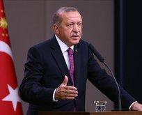 Başkan Erdoğan'a yönelik hakaretlere suç duyurusu