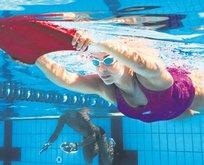 Obeziteyi yüzerek yenin