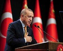 Başkan Erdoğan'dan 100'üncü yıl kutlaması