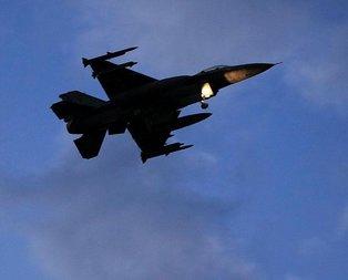 Türk pilot Afrinde inanılmazı başardı!