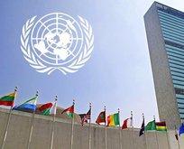 Birleşmiş Milletler adıyla 920 tonluk vurgun