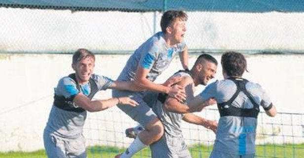Trabzon'da testler 4. kez negatif çıktı