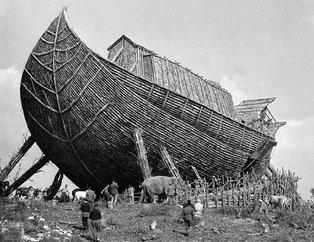Nuh'un Gemisi Ağrı Dağı'nda mı? ABD 'Kayıtlar silindi' dedi ama böyle görüntülendi!