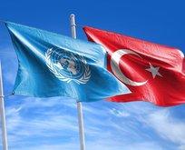 Türkiye'den BM'ye protesto notası