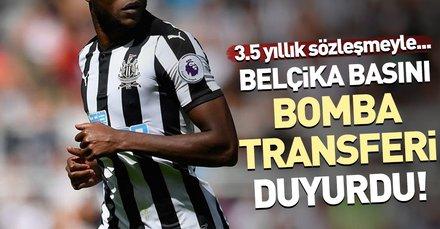 Beşiktaş'ta Mbemba bombası
