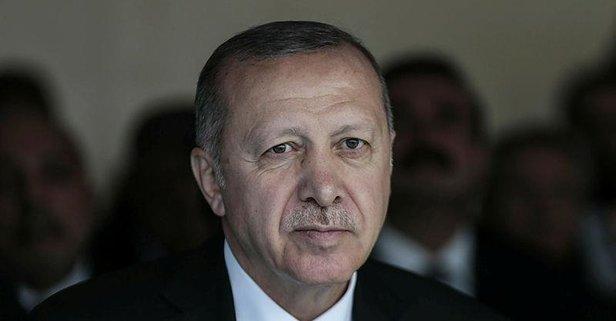 Erdoğan'dan şehit diplomatın ailesine taziye telgrafı