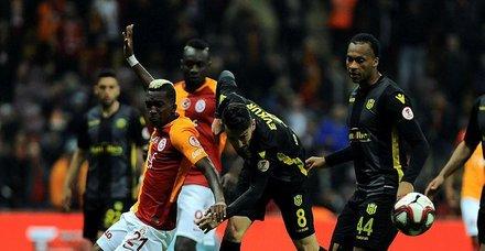 Galatasaray, Yeni Malatyaspor ile golsüz berabere kaldı! Final şansını rövanşa bıraktı