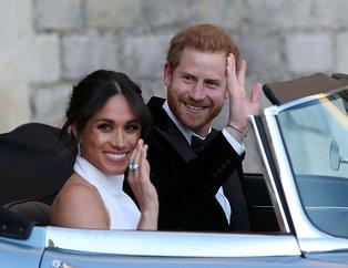 Meghan Markleın hamile olduğu açıklandı (Meghan Markle ve Prens Harry bebek bekliyor)