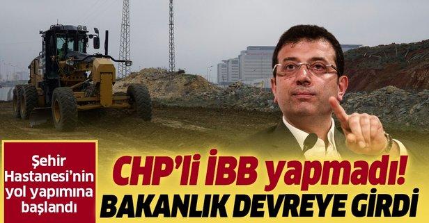 CHP'li İBB yapmadı Bakanlık devreye girdi