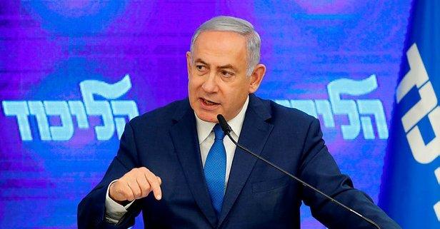 Netanyahu'dan Fransa lideri Macron'a uyarı