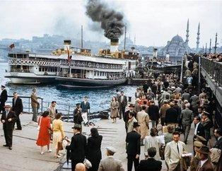 İşte eski İstanbul`dan nostaljik fotoğraflar!