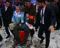 CHP Kurultayı'nda çok sayıda kişi zehirlendi