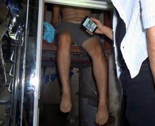 Adana merkezli 'Şirinler' çetesi operasyonunda yeni detaylar! Çelik kafeslerde alıkoyulan 2 kişi kurtarıldı