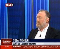 HDP'li Temelli devleti hedef aldı!