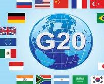 Türkiye'den G20 ülkelerine önemli tavsiye